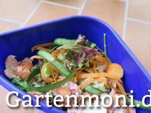 Kompostierbare Küchenabfälle